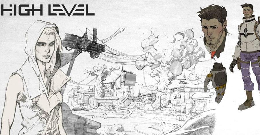 Vertigo shares a bunch of art from their upcoming relaunch