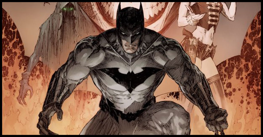 DC confirms Marc Silvestri's Batman project
