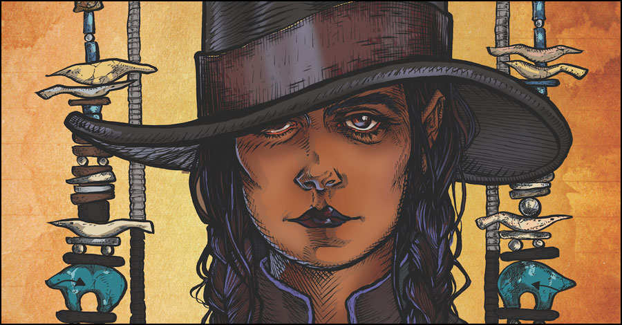 Smash Pages Q&A: Weshoyot Alvitre on 'Sixkiller' and more