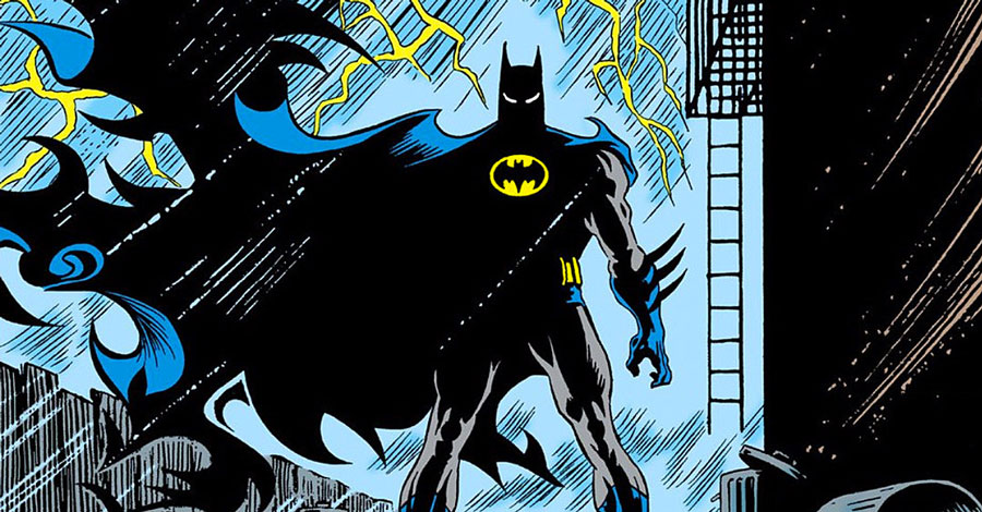 Norm Breyfogle has passed away at age 58