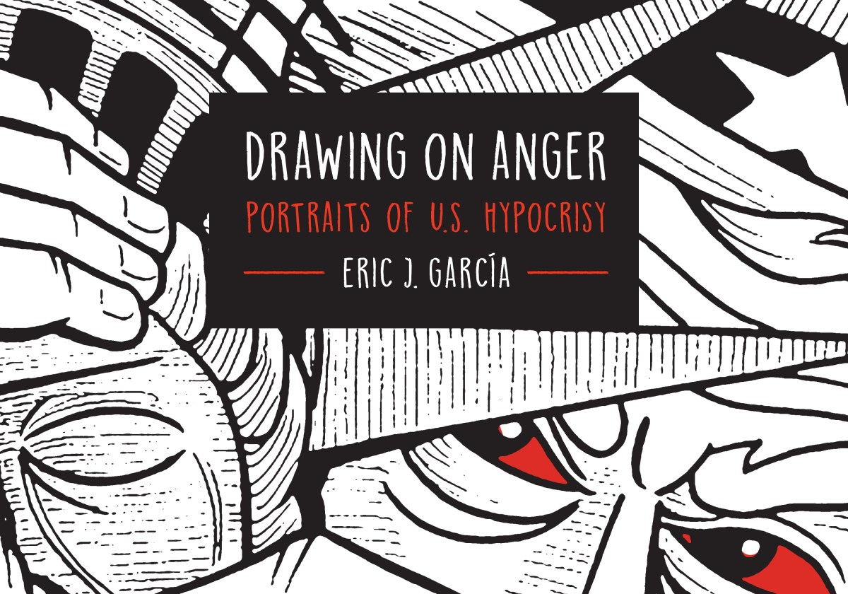 Smash Pages Q&A: Eric J. Garcia is Drawing on Anger