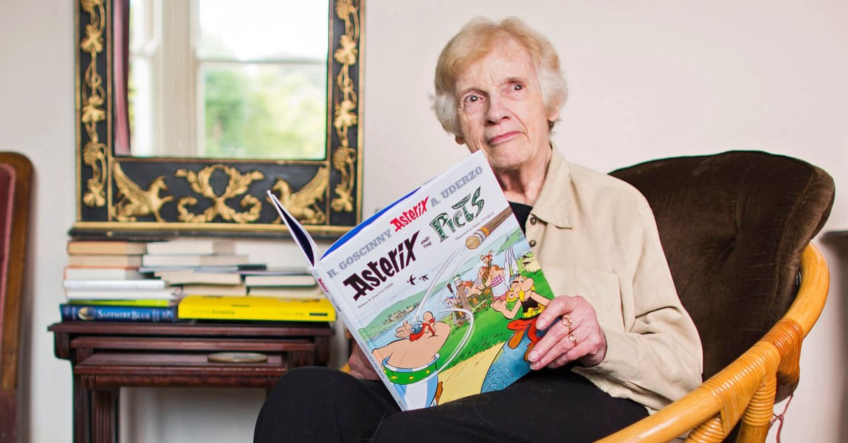 Comics Lowdown: Asterix translation genius Anthea Bell passes away