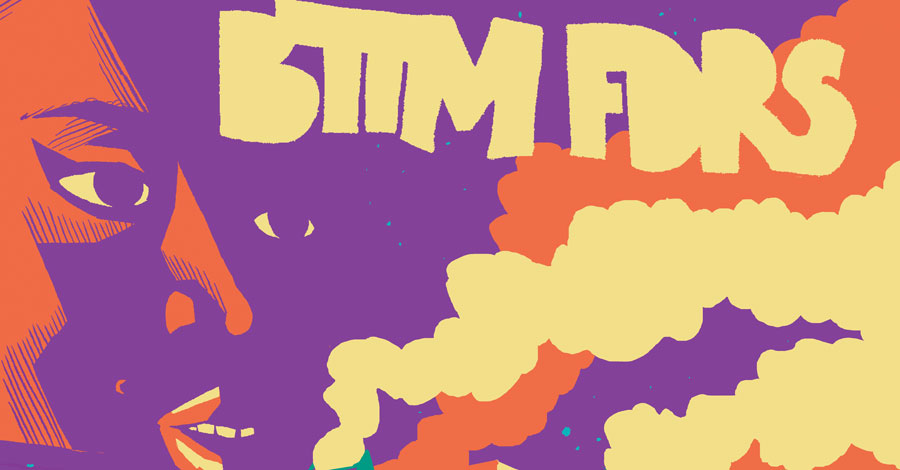 Gentrification and body horror collide in 'BTTM FDRS'