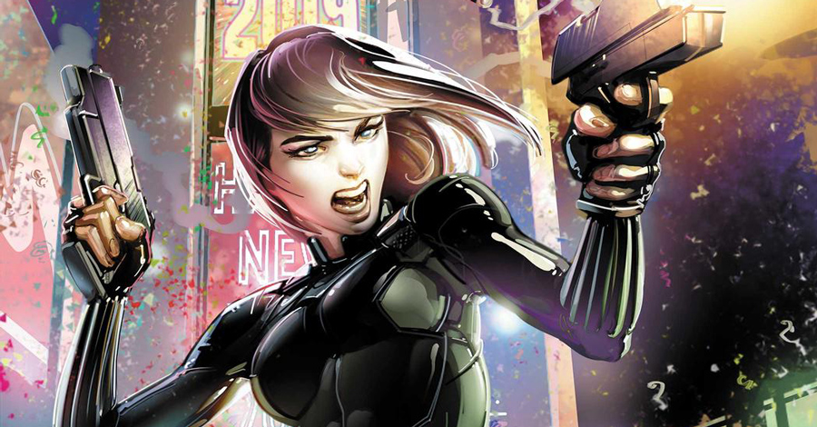 'Black Widow' returns in her own solo series next year