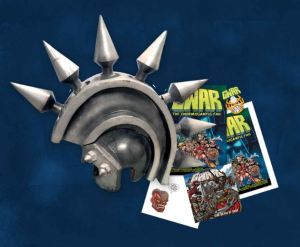 Gwar: The Enormogantic Fail Beefcake Helmet set
