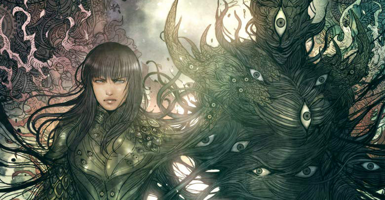Monstress vol. 3 TPB