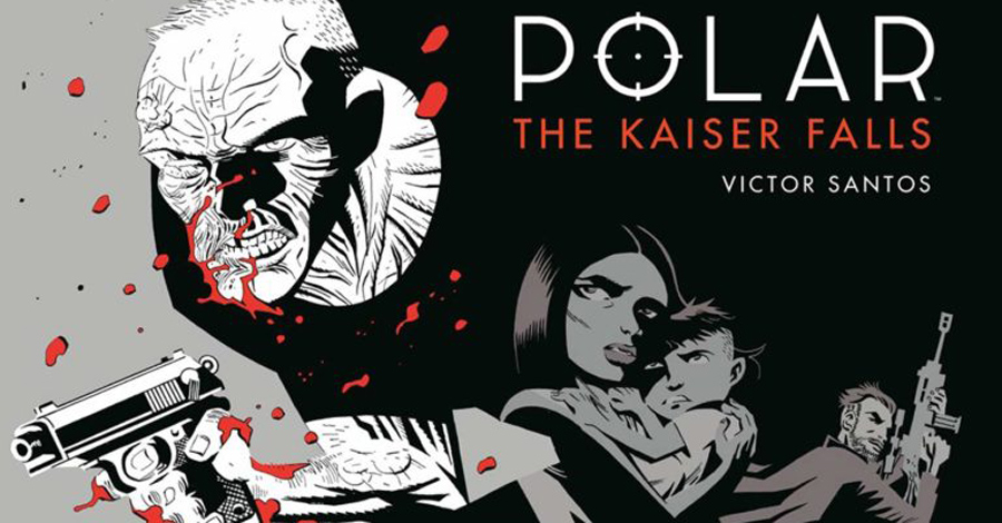 Dark Horse to publish final volume of Victor Santos' 'Polar' next year