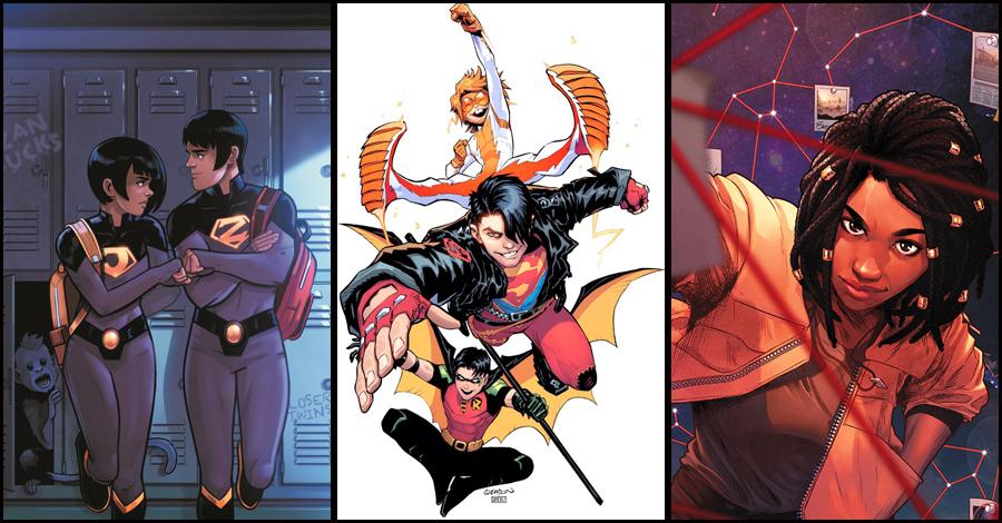 DC Comics shares more Wonder Comics art