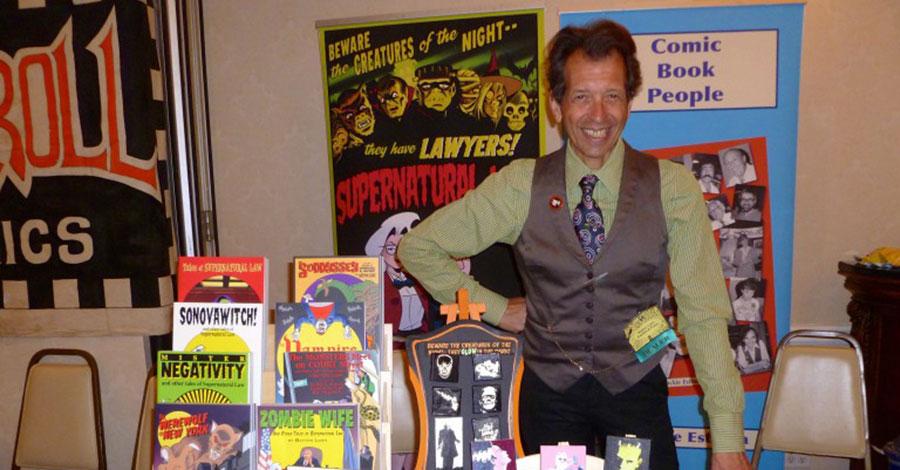 Comics Lowdown: Batton Lash, Ron Smith pass away