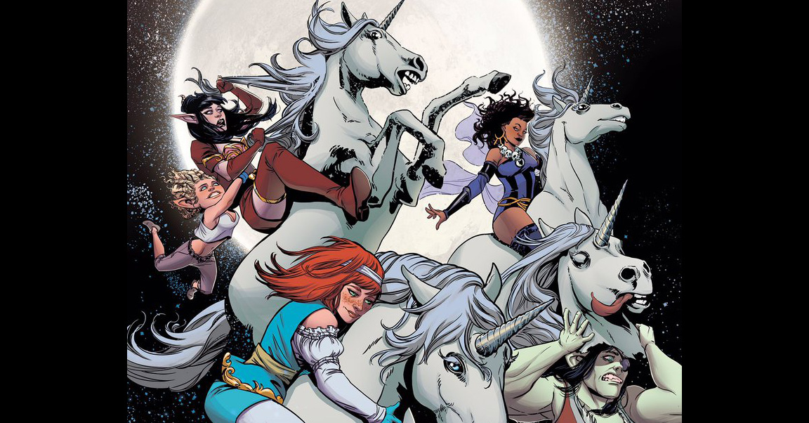 New 'Rat Queens' creative team announced as Wiebe, Gieni leave to form new studio