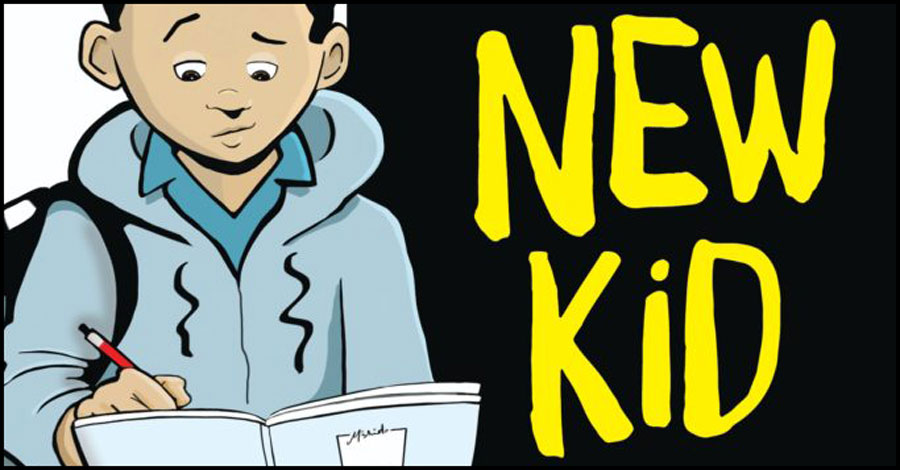 Smash Pages Q&A: Jerry Craft's 'New Kid'