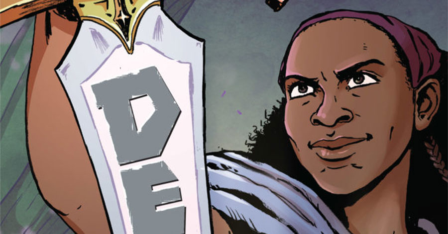 Smash Pages Q&A: Spike Trotman and MK Reed