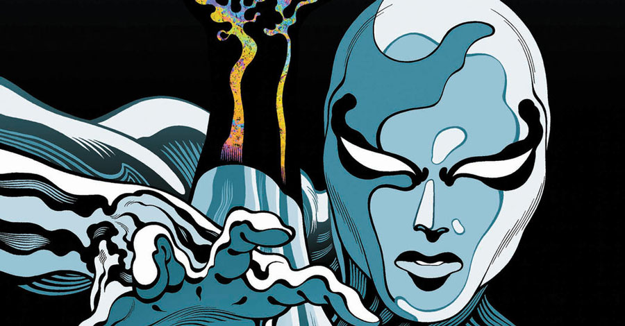 Marvel announces 'Silver Surfer: Black'