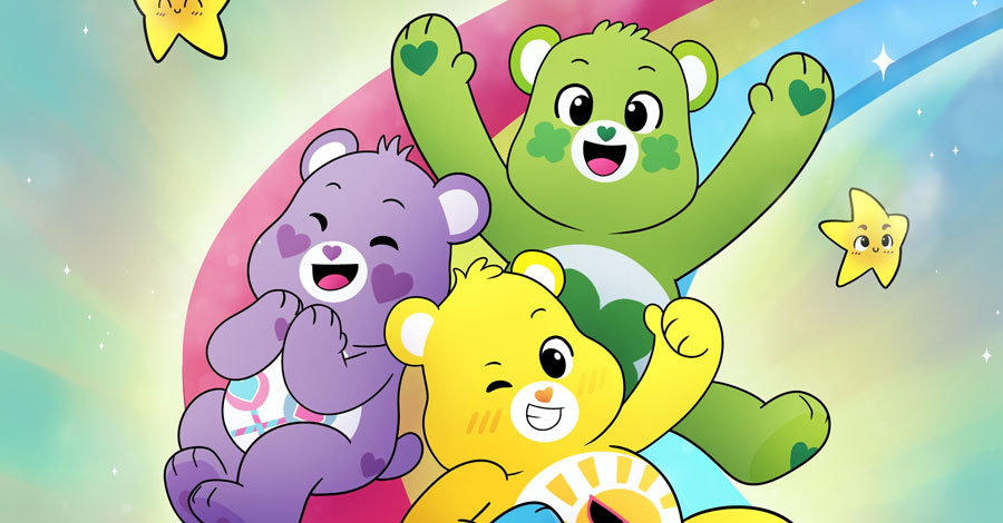 Sharing is caring: 'Care Bears' coming from IDW this July