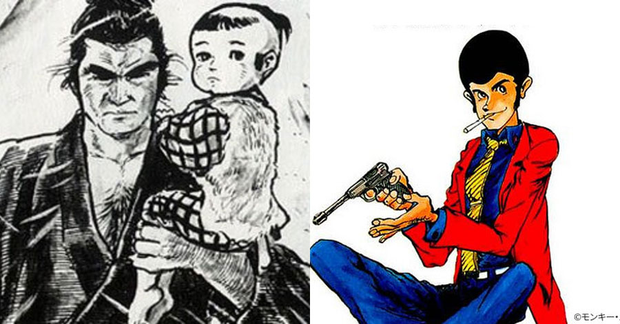 Comics Lowdown: RIP Monkey Punch, Kazuo Koike