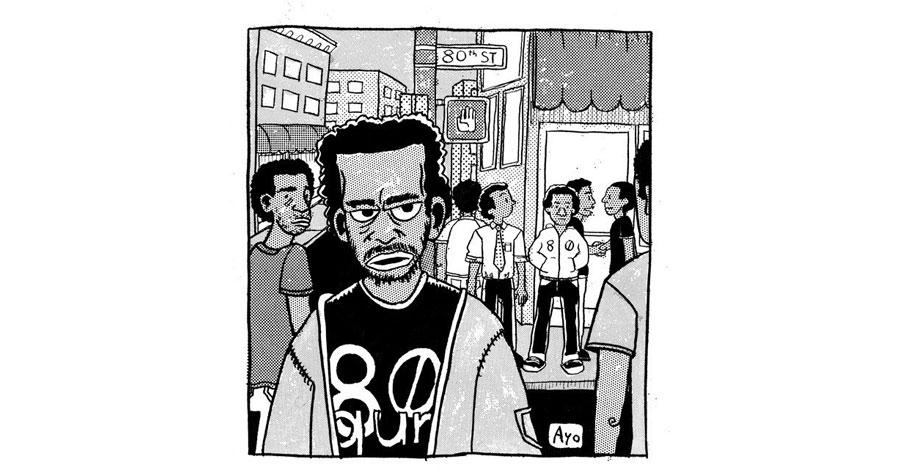 Smash Pages Q&A: Darryl Ayo