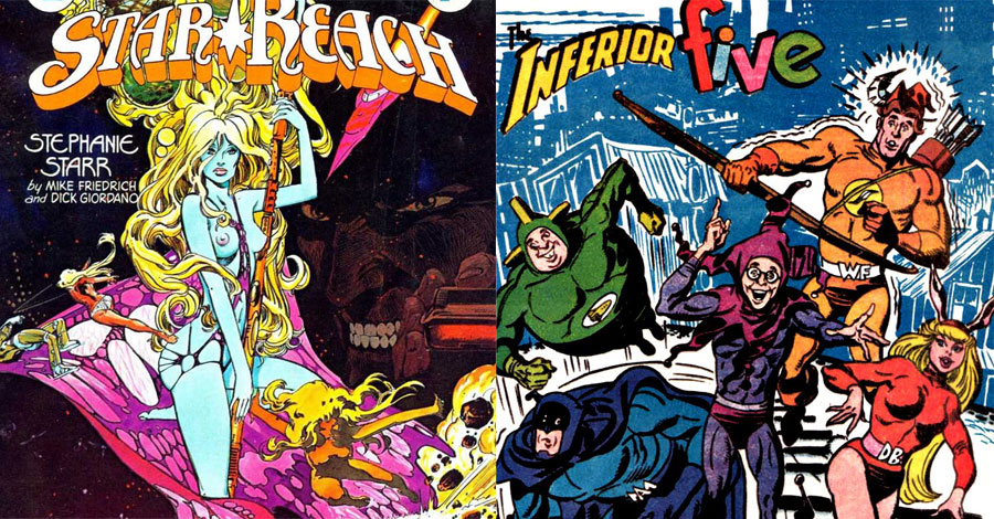Mike Friedrich, E. Nelson Bridwell to receive Bill Finger Award