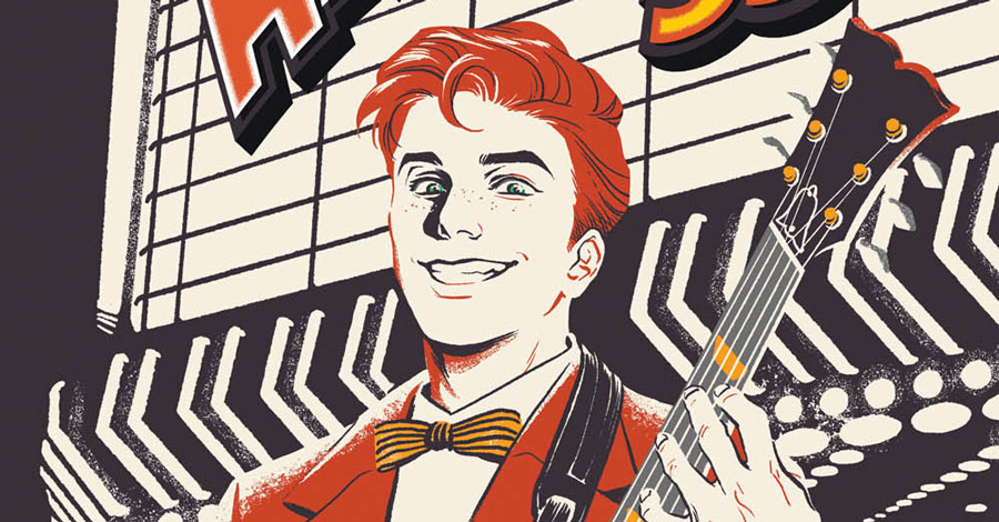 Archie rocks 'n' rolls into the 1950s