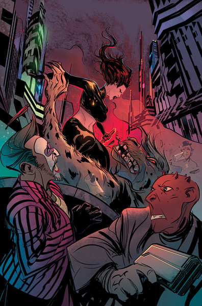 Legion of Super-Heroes: Millennium Batman Beyond by Dustin Nguyen