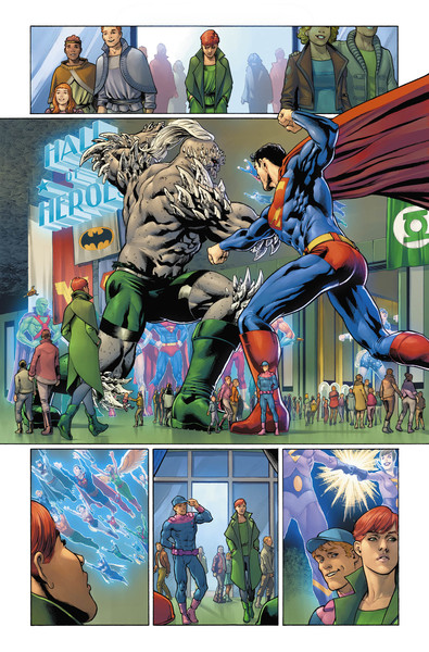 Legion of Super-Heroes: Millennium 1 pg24