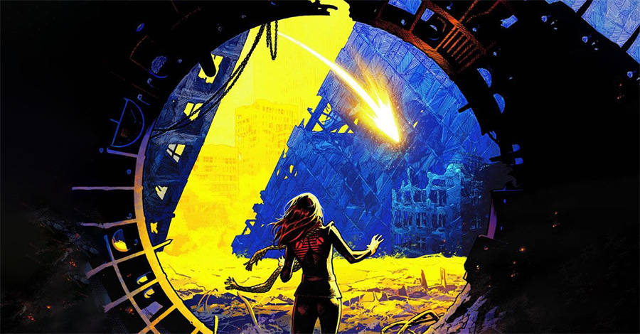 'Legion of Super-Heroes' returns from Bendis + Sook