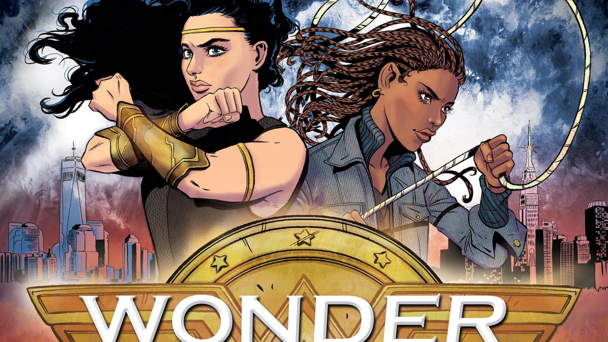 DC announces new YA/DC Kids projects at ALA