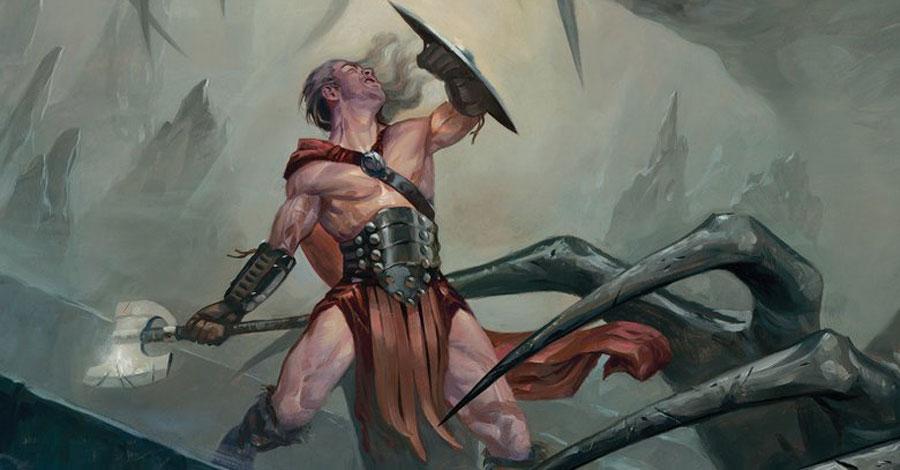 DC Black Label announces new high fantasy series, 'The Last God'