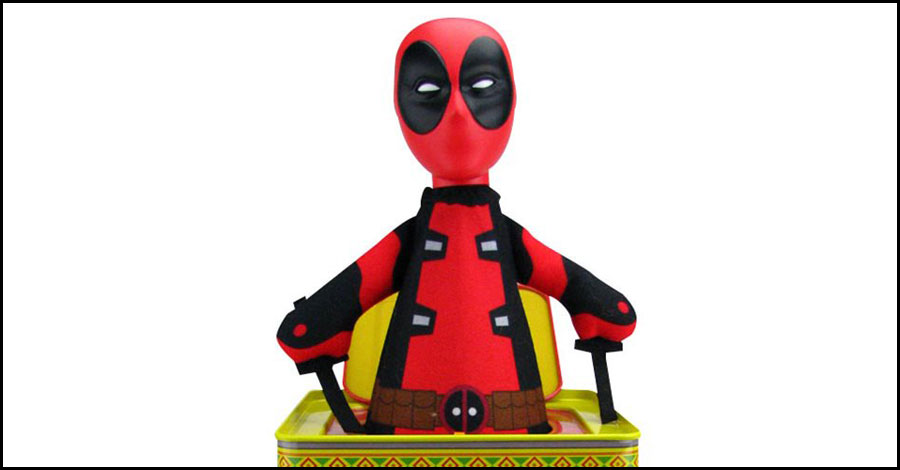 Pop goes the Deadpool in this SDCC exclusive