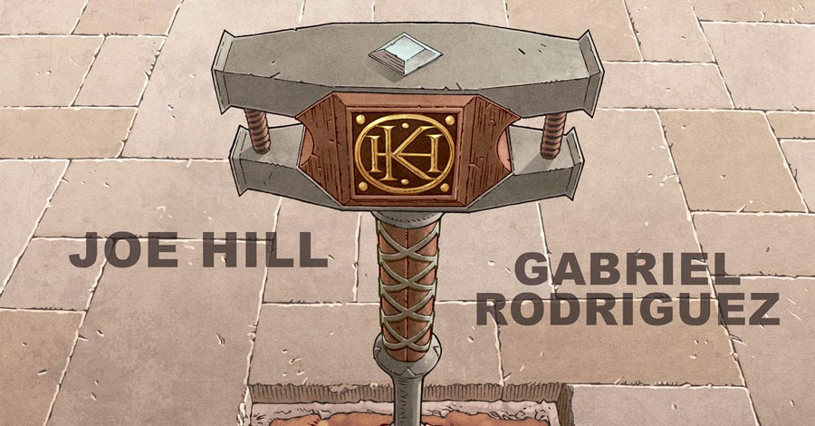 New 'Locke & Key' story to debut in San Diego