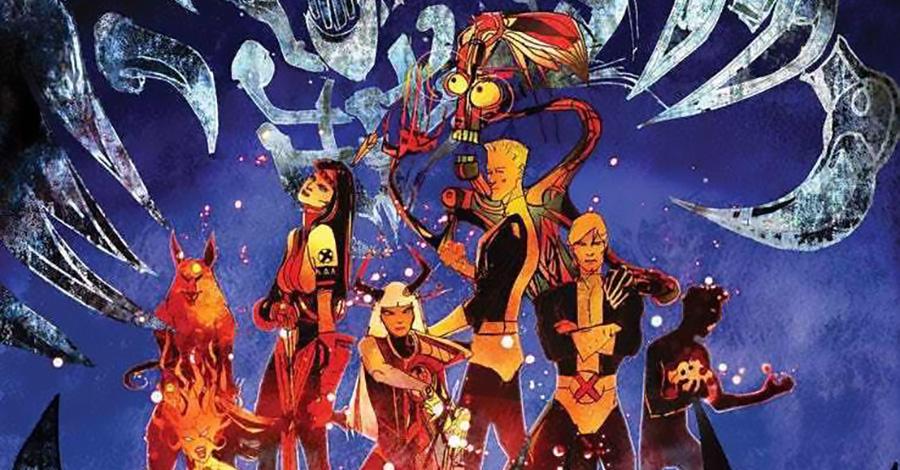 Claremont + Sienkiewicz return to 'New Mutants'