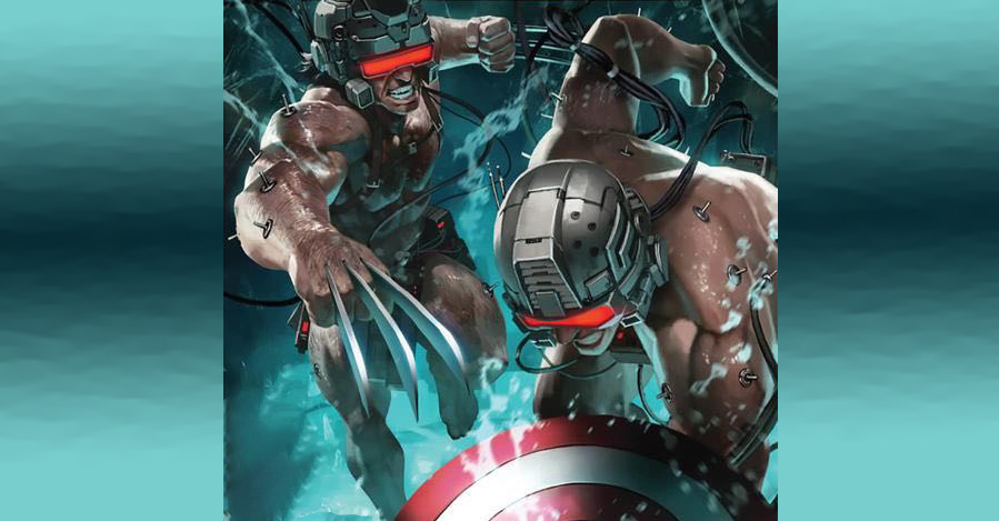 'Weapon Plus' explores Wolverine, Captain America's shared history