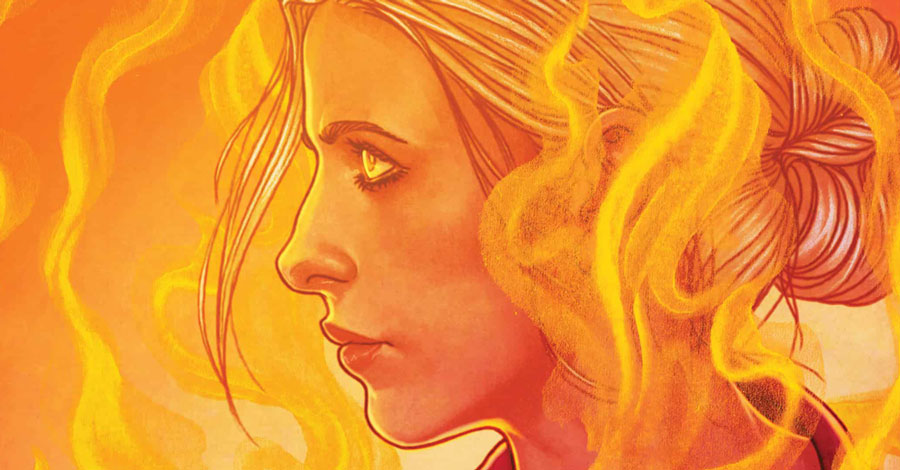 BOOM! opens the 'Hellmouth' in their first Buffy/Angel crossover