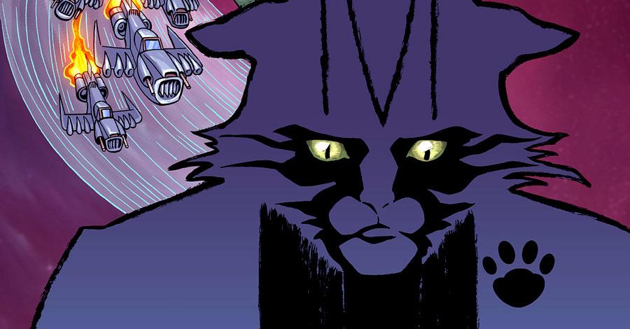 AHOY Comics announces more 'Captain Ginger,' 'Wrong Earth' prequel
