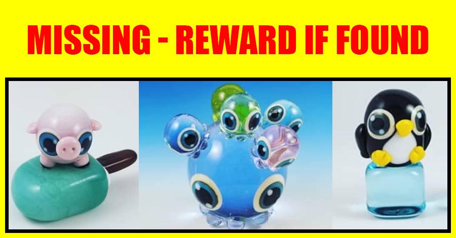 Pop glass artists' merchandise stolen prior to SDCC