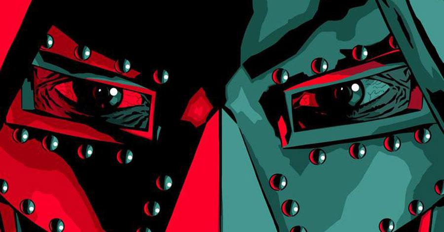 You've been warned: 'Doctor Doom' is coming in October