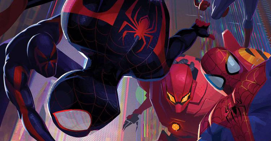 Marvel heads back into the 'Spider-Verse' this fall