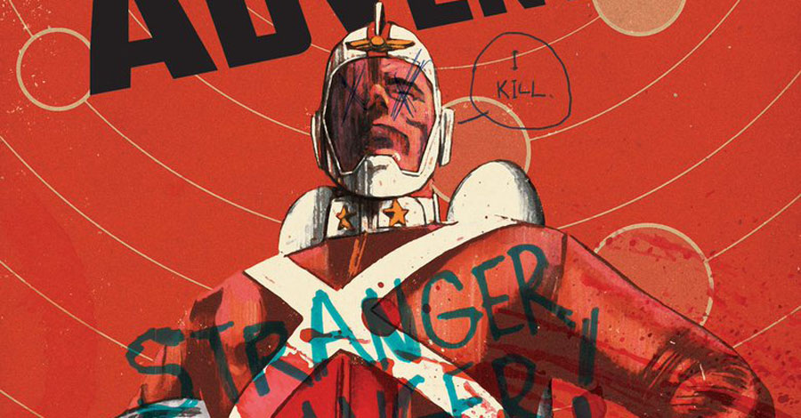 DC announces 'Strange Adventures' by King + Shaner + Gerads