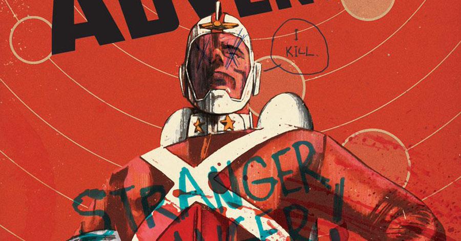 DC announces 'Strange Adventures' by King + Shaner + Gerads