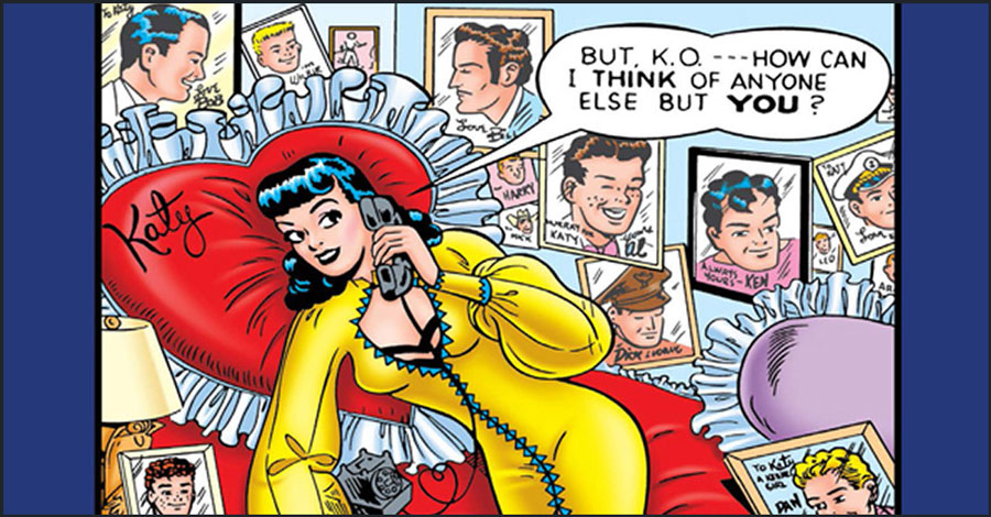 Exclusive Preview: Archie's 'Katy Keene' collection arrives next week