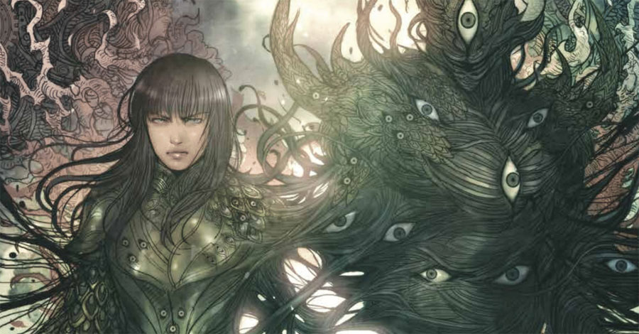 'Monstress' wins its third Hugo Award