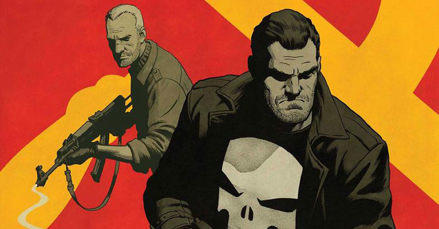 Ennis returns to the Punisher