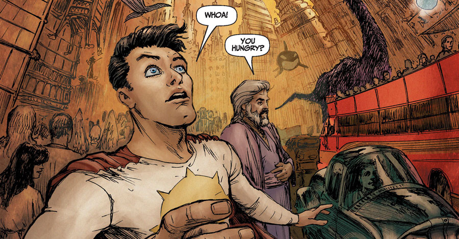 Smash Pages Q&A: Mark Russell