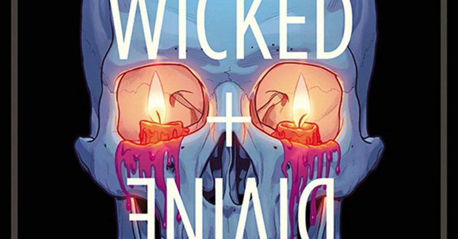 Quoted: Kieron Gillen on finishing 'The Wicked + The Divine'