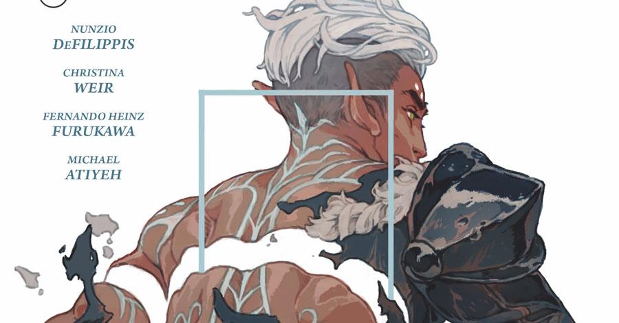Dark Horse announces 'Dragon Age: The Blue Wraith'