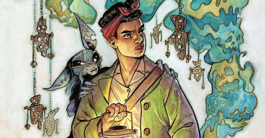'Harrow County' returns in new story set during World War II