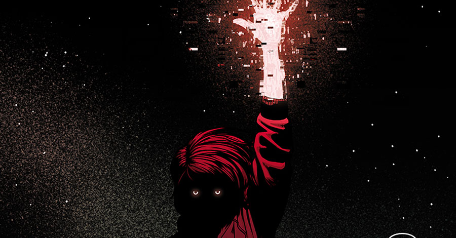 Jamie McKelvie's next project is 'The Killing Horizon'