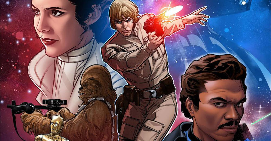 Marvel plans to reboot 'Star Wars,' 'Darth Vader'