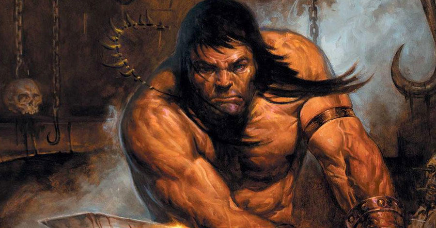 By Crom, Zub + Antônio take over 'Conan' with issue #13