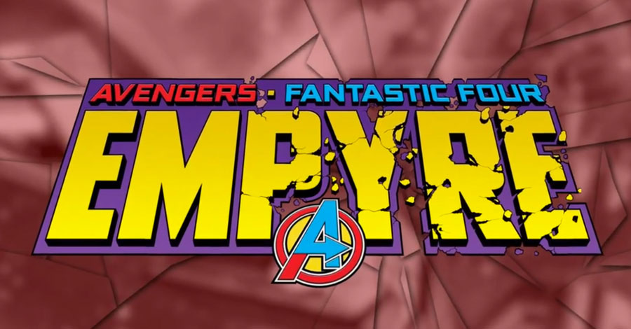 Cosmic collisions promised in 'Empyre' trailer