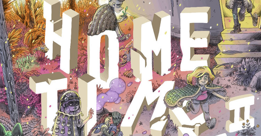 'Home Time' gets a sequel next year